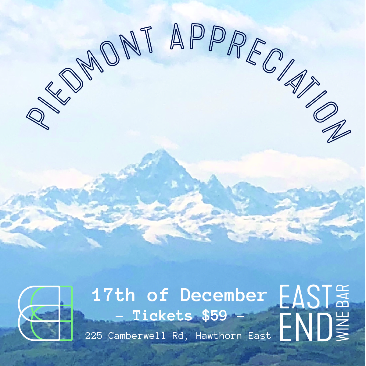 Piedmont Appreciation Event East End Wine Bar Melbourne